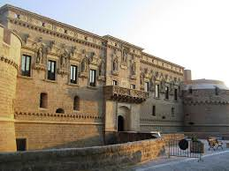 9 agosto, Cena con la duchessa al Castello di Corigliano d'Otranto