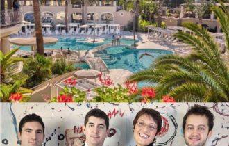 Forte Village Resort, residenza estiva de Il luogo di Aimo e Nadia