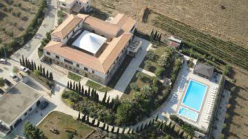 Hotel Don Giovanni di Sambuca di Sicilia: il baglio della tranquillità