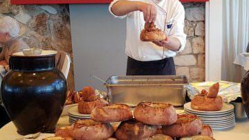 Pecora à la r'zzaul, piatto tipico dell'Alta Murgia, testimonial di MURGIA FOOD
