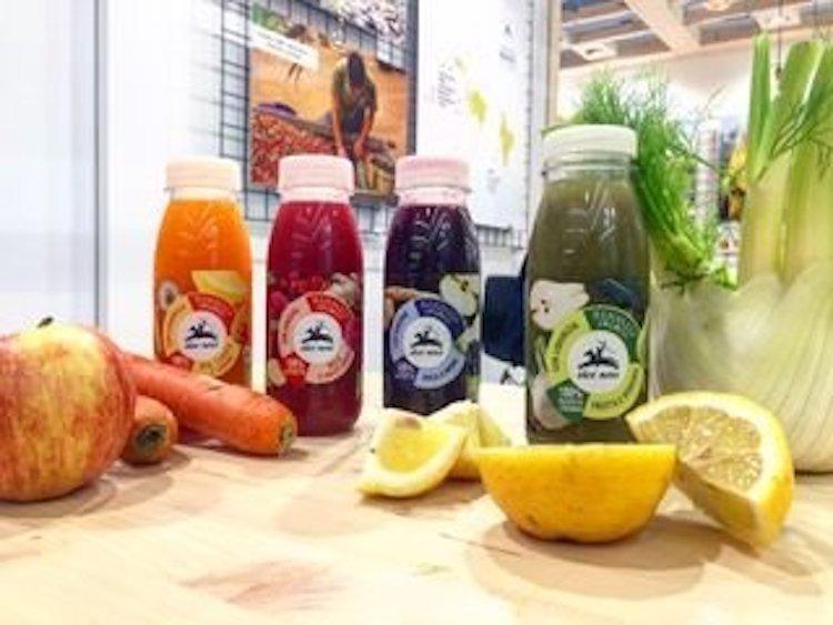 Frutta più verdura, Alce Nero presenta quattro nuovi drink