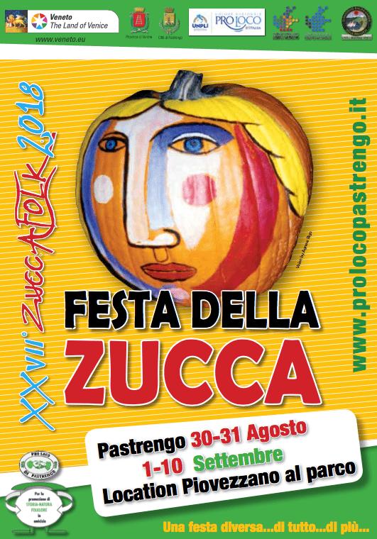 Pastrengo si veste d'arancione per la Festa della Zucca