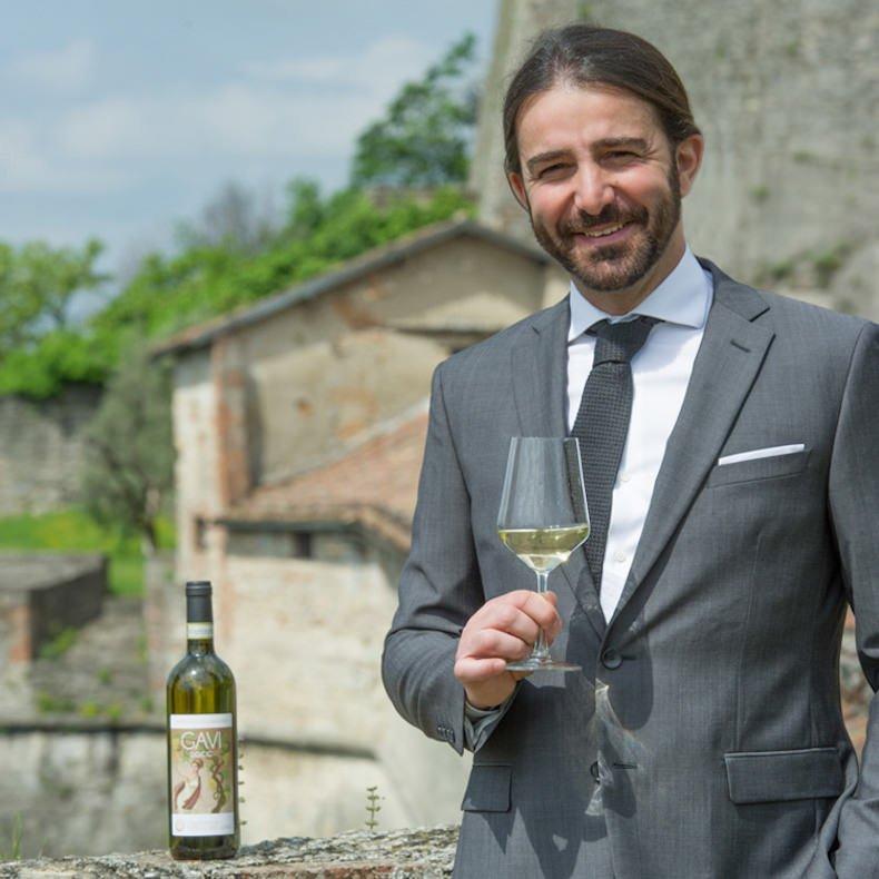 Roberto Ghio, presidente Consorzio del Gavi