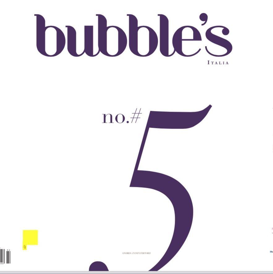 BUBBLE'S ITALIA MAGAZINE – IN USCITA IL No#5