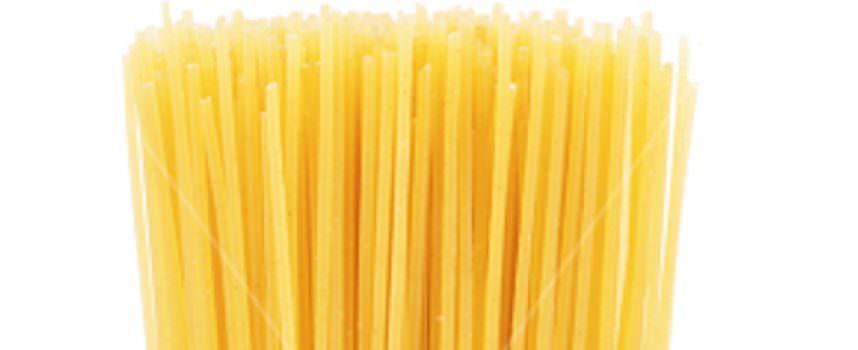 Prodotti alimentari avariati: pasta con vermi. Che fare?