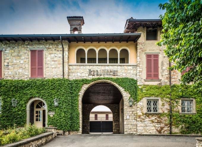 Festival Franciacorta in Cantina da Guido Berlucchi con Davide Oldani