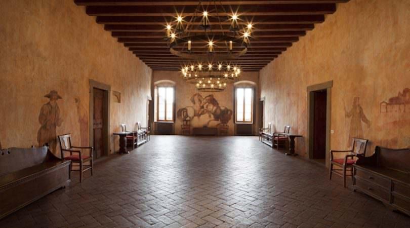 Berlucchi- Palazzo Lana