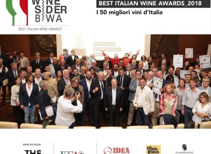 BIWA: The Winesider Best Italian Wine Awards 2018: Video premiazioni + La Russa