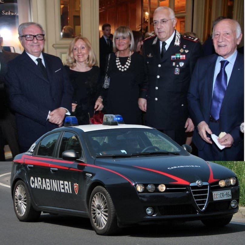 Comando Legione Carabinieri Lombardia – Avvicendamento Gen. Teo Luzi, Gen. Antonio De Vita