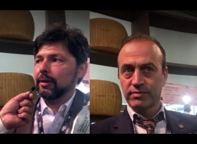 Parmigiano Reggiano main sponsor di Terra Madre Salone del Gusto (Video)