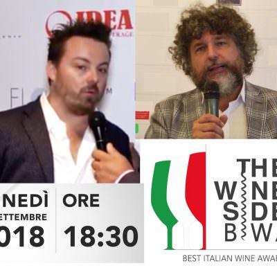 BIWA 2018: premiazione dei 50 migliori Vini d'Italia