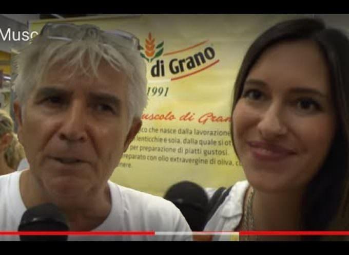 Muscolo di Grano: Chiara Canzian ed Enzo Marascio a SANA 2018 (Video)