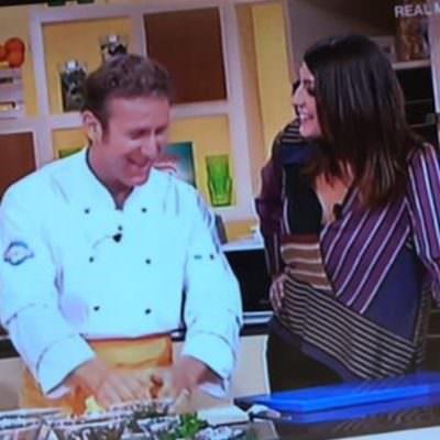 Oto De Gruttola chef: dal Germano Reale di Coriano alla Prova del Cuoco, Rai1