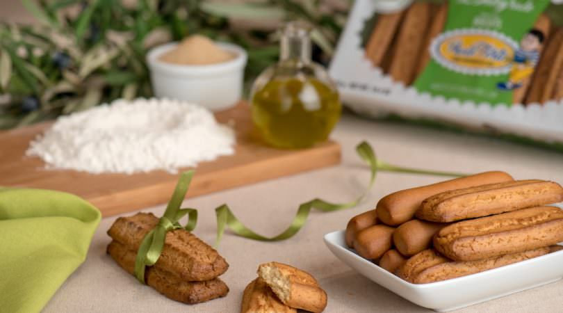 Paolo Forti, biscotti all'olio di oliva