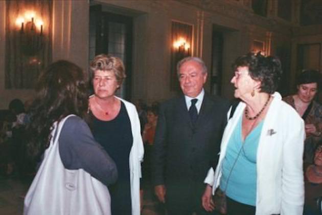 Susanna Camusso e Colombo Clerici