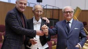 Morte di Claudio Scimone,  Fondatore dei Solisti Veneti