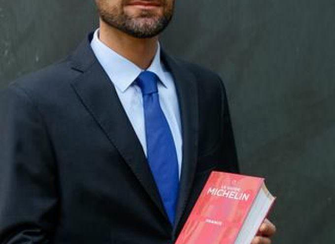 Guida Michelin, Gwendal Poullenec è il nuovo direttore internazionale