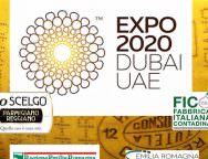 Missione Dubai Expo 2020: Consorzio Parmigiano Reggiano e Fico Eataly World