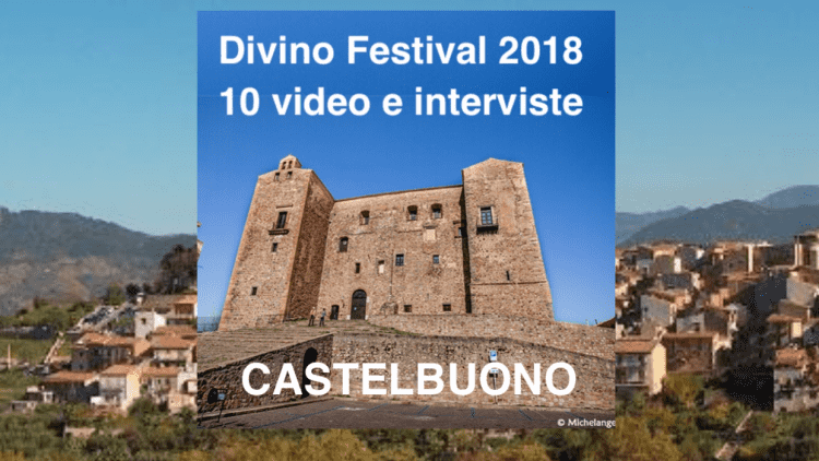 Speciale Castelbuono Divino Festival 2018 : 10 Video e interviste by Newsfood.com