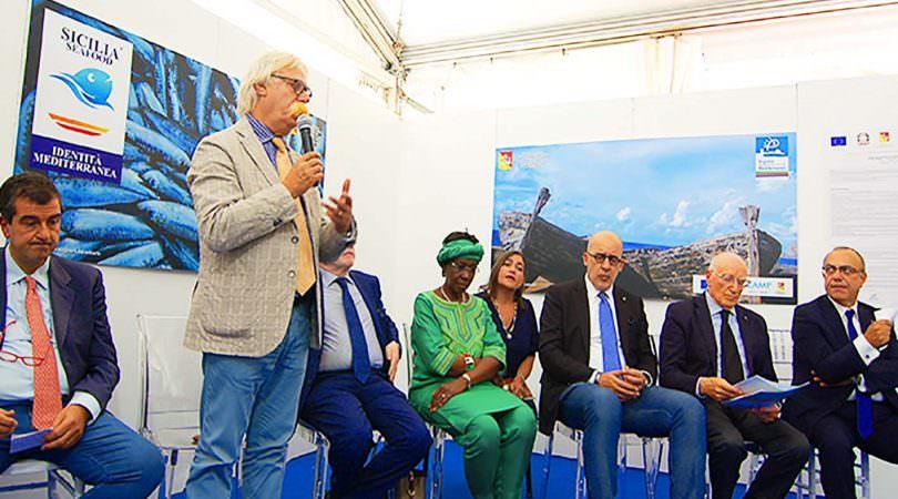 Conferenza stampa di chiusura Blue Sea Land 2018