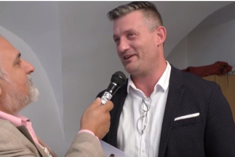 Festival Polenta di Storo 2018: Cristian Bertol, chef (Video)
