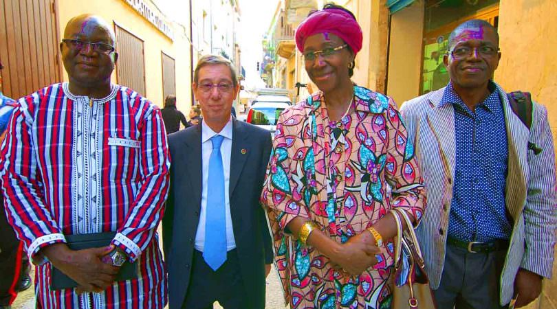 Delegazione del Burkina Faso