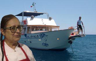 FLAG Calabrian Seafood: Francesca Grammatica, cuoca (Video)