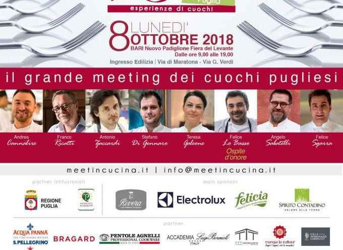 Meet in Cucina raddoppia: Puglia, e poi Marche