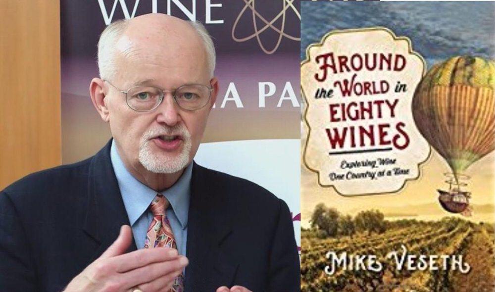 """""""Il giro del mondo in 80 cantine"""" presentato a Conegliano il libro di Mike Veseth"""