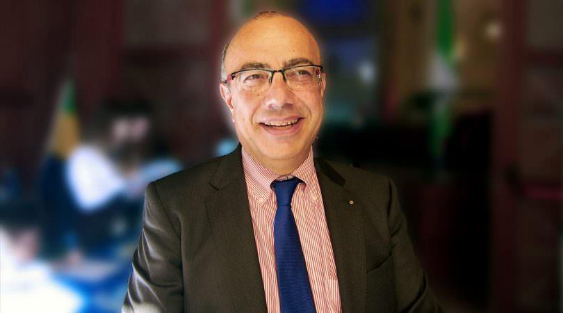 Nino Carlino presidente Distretto pesca e Crescita blu di Mazara