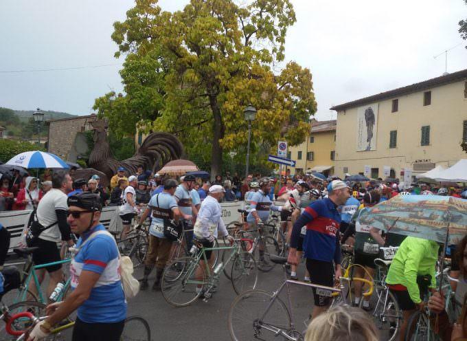 Rigoni di Asiago e l'Eroica pedalata vintage a Gaiole in Chianti
