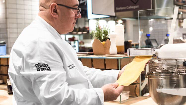 Il World Pasta Day con Pastathletic di Raimondo Mendolia