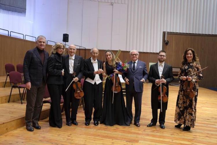 Conservatorio di Milano: Straordinario successo di Anna Tifu