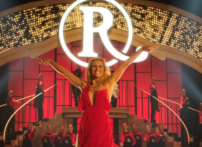 RoadHouse  e Michelle Hunziker… uno spettacolo da Broadway!
