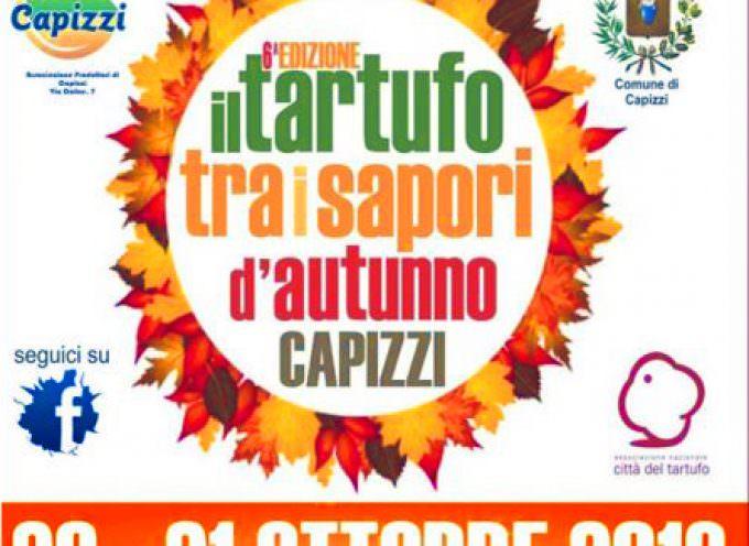 Festa dei tartufi di Capizzi, in Sicilia, sui Nebrodi