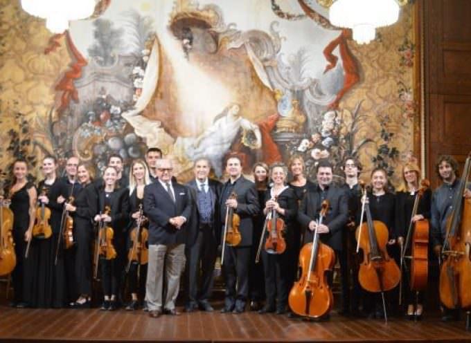 """Prove aperte dell'orchestra """"Solo d'Archi Ensemble"""" diretta dal Maestro Matteo Fedeli"""