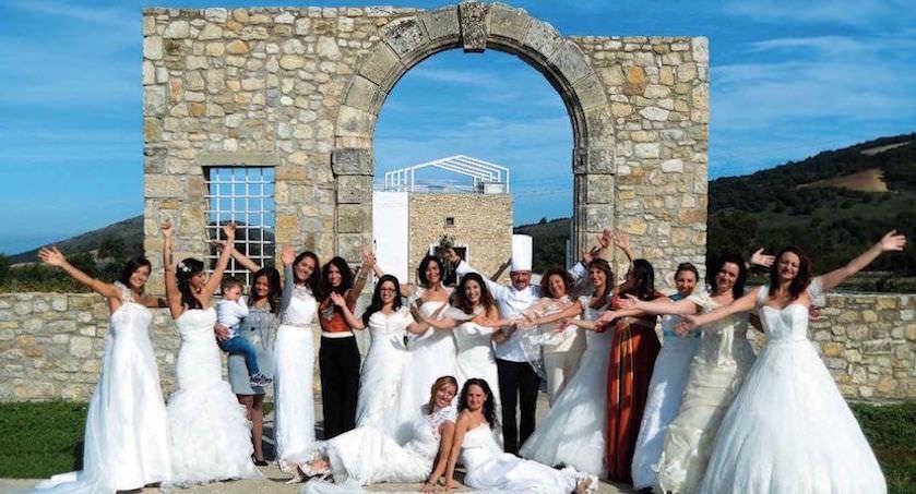 Wedding Marketing sposarsi a Foggia: matrimonio vegano, matrimonio nell'orto, matrimonio nel bosco