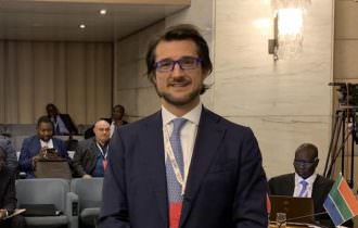 Italy-Africa Ministerial Conference, Farnesina, Roma