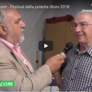Vigilio Giovanelli: Festival Polenta 2018, dal mais al futuro di Storo (Video)