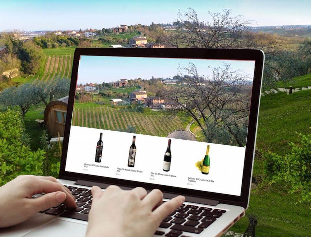 E-commerce Vino italiano: business ancora in crescita ma in ritardo