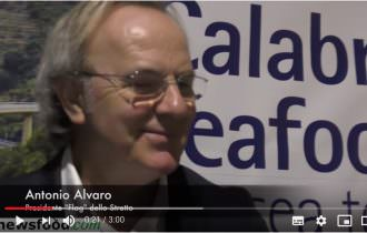 FLAG Calabrian Seafood: Antonio Alvaro, presidente (Video)