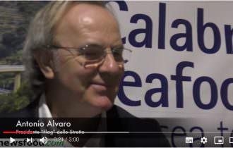 FLAG Calabrian Seafood: Antonio Alvaro, presidente (Video)