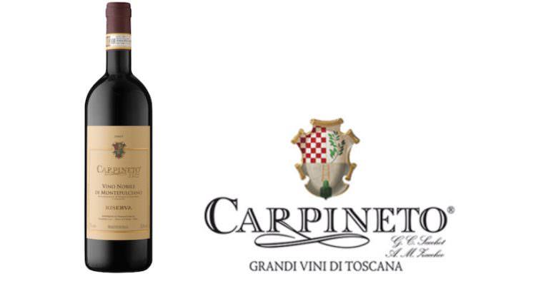 CARPINETO TOP WINE NEI PRIMI 100 DI WINE  SPECTATOR