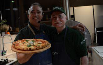 Pizza, Dissapore sceglie i magnifici sette di Milano