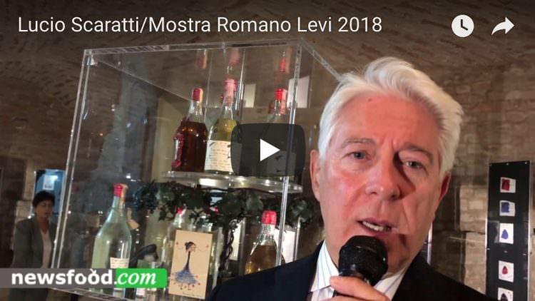 Lucio Scaratti: Presentazione Mostra Romano Levi (Video)
