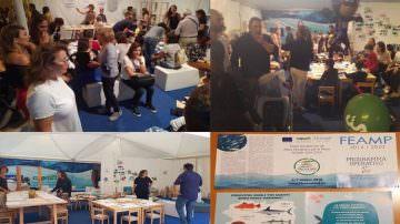 "MIPAAFT a Blue Sea Land 2018: ""Blue Fish"" per i più piccoli"