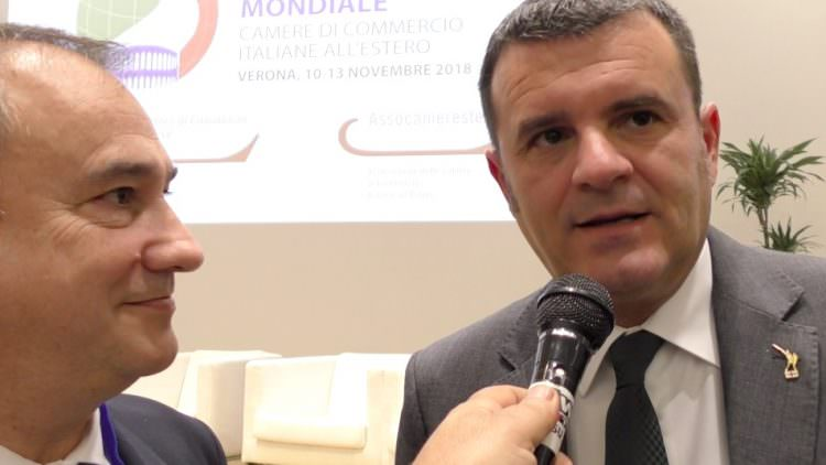 Riccardo Ferretti Presidente Camera di Commercio Italia Ucraina – AIU (Video)