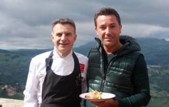 """Gino's Italian Coastal Escape"", la cucina del ""Righi"" in onda su ITV"