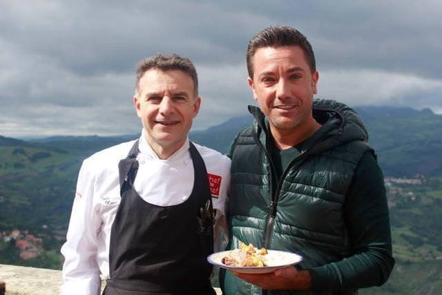 """""""Gino's Italian Coastal Escape"""", la cucina del """"Righi"""" in onda su ITV"""
