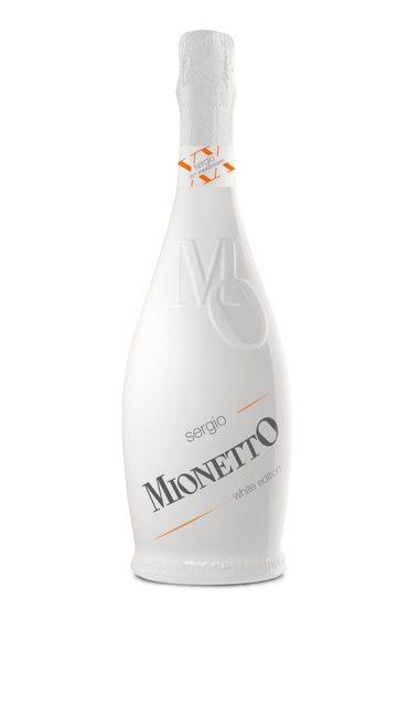 """Natale divino. Mionetto presenta """"Sergio 20th Anniversary White Edition"""""""